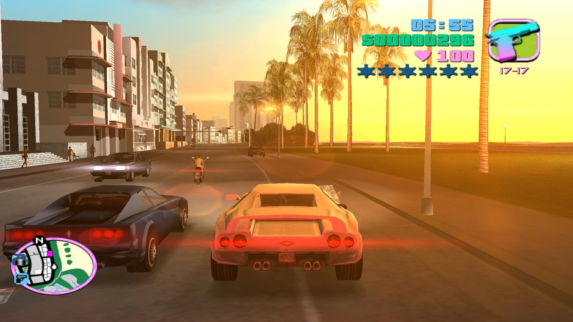 Обзор игры Grand Theft Auto: Vice City